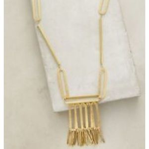 Serefina Tarak Pendant Statement Necklace